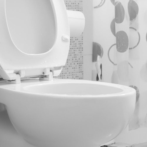 does home warranty cover toilet repair